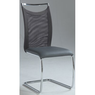 Kendrick Side Chair (Set of 2) Finish: Grey