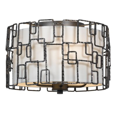 Darvell 4-Light Flush Mount