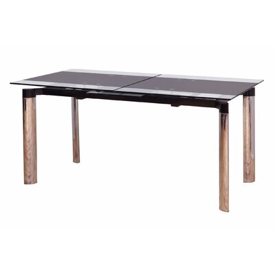 Bosarge Dining Table Top Finish: Black
