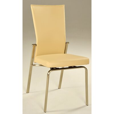 Molly Side Chair (Set of 2) Side Chair Upholstery: Beige