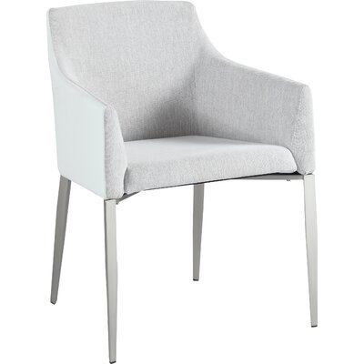 Zaiden Side Chair Side Chair Finish: Gray