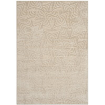 Lucian Stone Area Rug Rug Size: 4 x 57