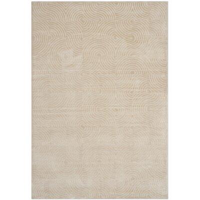 Lucian Stone Area Rug Rug Size: 53 x 76