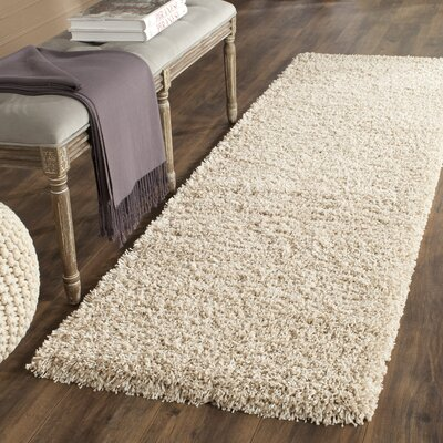 Rowen Beige Area Rug Rug Size: Rectangle 86 x 12