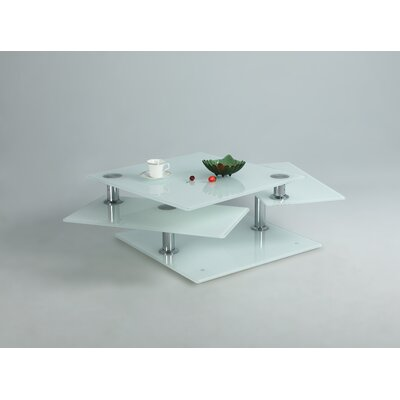 Daivelis Square Coffee Table
