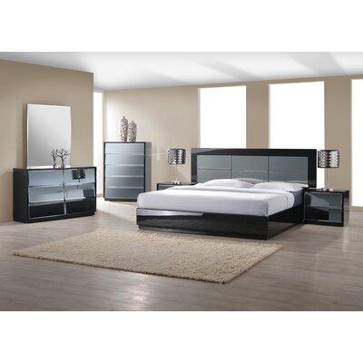 Ashish Platform Customizable Bedroom Set