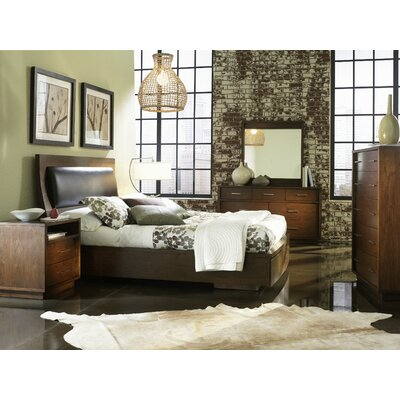 Julien Sleigh Customizable Bedroom Set