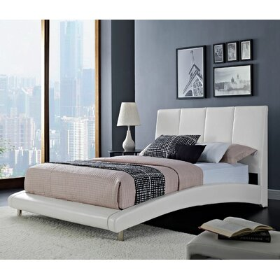 Sami Upholstered Platform Bed