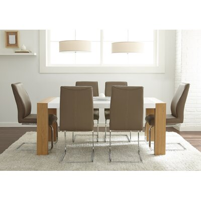 Toby 7 Piece Dining Set