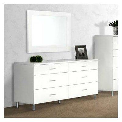 Samir 6 Drawer Dresser
