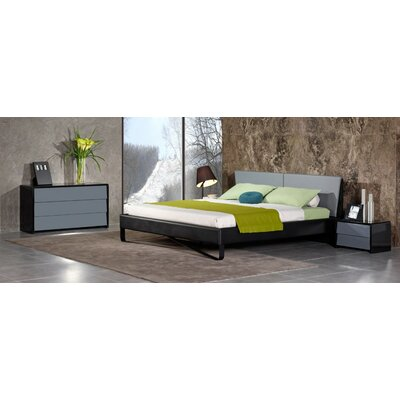 Cohrs Full/Double Platform Customizable Bedroom Set