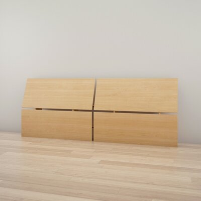 Shaurya Panel Headboard Size: Full