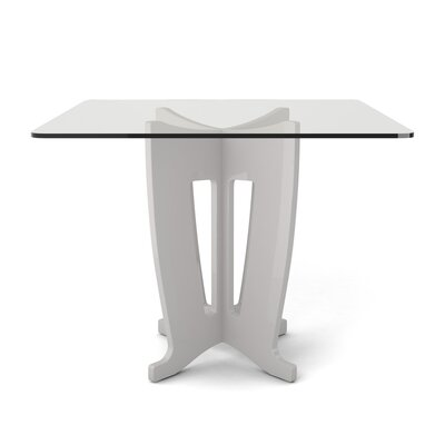 Bramlett Dining Table Finish: Off-White