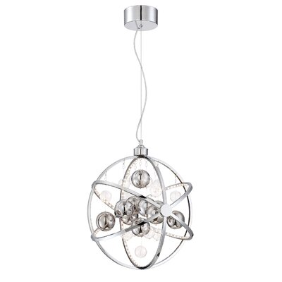 Risha 6-Light Globe Pendant