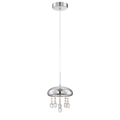 Manny 1-Light Mini Pendant