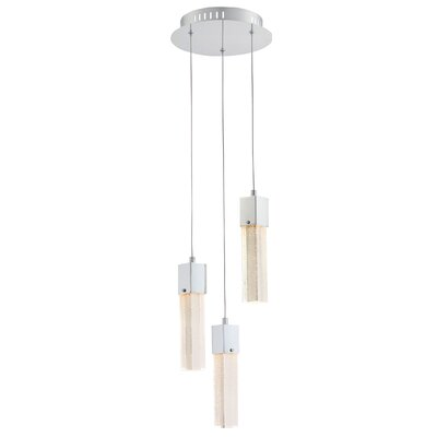 Ayoub 3-Light Mini Pendant