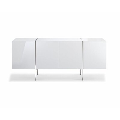 Jesiah Sideboard Color: White