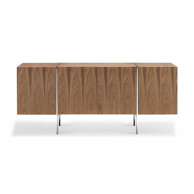 Jesiah Sideboard Color: Walnut