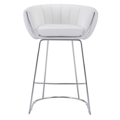 Tangleton Dining Chair Upholstery: White