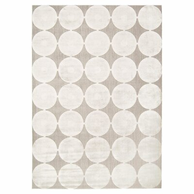 Cherise Feather Rug Rug Size: Rectangle 35 x 55
