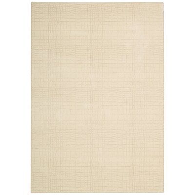 Chianna Beige Area Rug Rug Size: 53 x 75