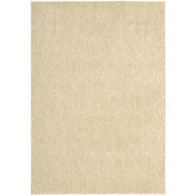 Chianna Gold Area Rug Rug Size: 36 x 56