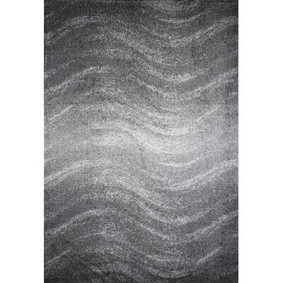 Bilboa Gray Area Rug Rug Size: Rectangle 76 x 96