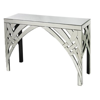 Delrico Ribbons Console Table