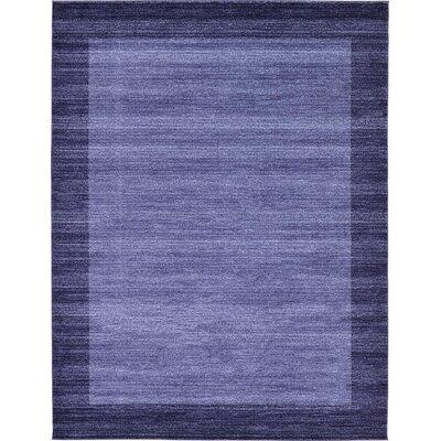 Christi Blue Area Rug Rug Size: Rectangle 9 x 12