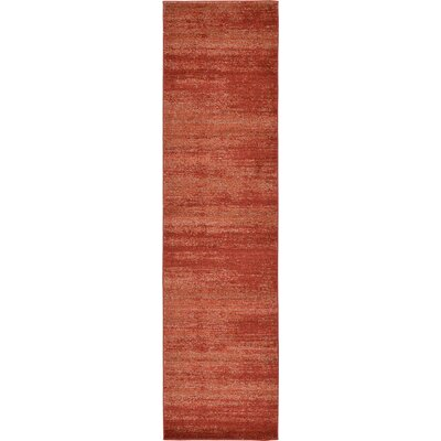 Beverly Red Area Rug