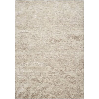 Armstrong Hand-Knotted Brown/Moss Area Rug