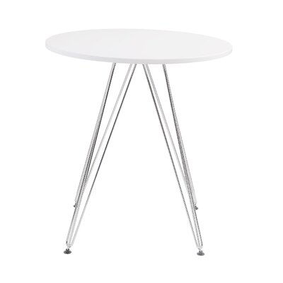 Oxnard Dining Table Size: 27.5 W x 27.5 D