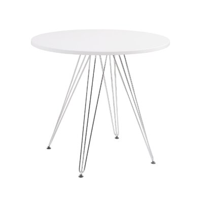 Oxnard Dining Table Size: 40 W x 40 D