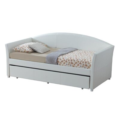 Ridgecrest Daybed with Trundle Color: White