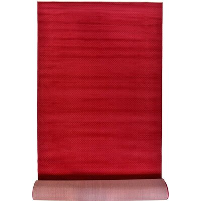 Adhara Red Area Rug
