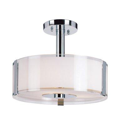 Piersten 5-Light Semi Flush Mount
