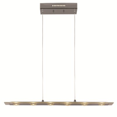 Leeja 6-Light Kitchen Island Pendant