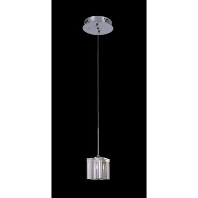 Dummy 1-Light Pendant