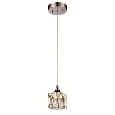 Jossi 1-Light Mini Pendant