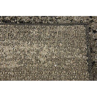 Croslin Gray Area Rug Rug Size: 7 x 10