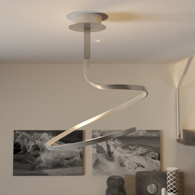 Hektor 1-Light LED Pendant