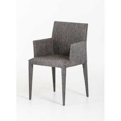Clower Modern Tufted Upholstered Arm Chair