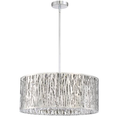 Concetta 8-Light Drum Pendant