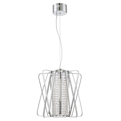 Northglenn 1-Light LED Crystal Pendant
