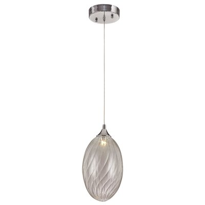 Garty 1-Light Globe Pendant
