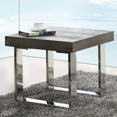 Clower Modern End Table