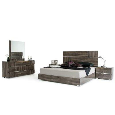 Calmar Picasso King Platform Bedroom Set
