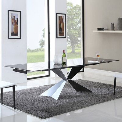 Clower Extendable Dining Table