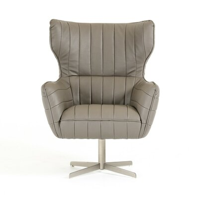 Coalpit Heath Modern Eco-Leather Armchair