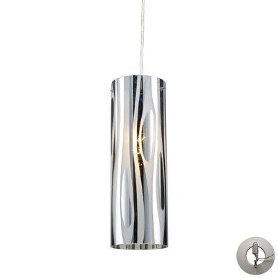 David 1-Light Wire Mini Pendant